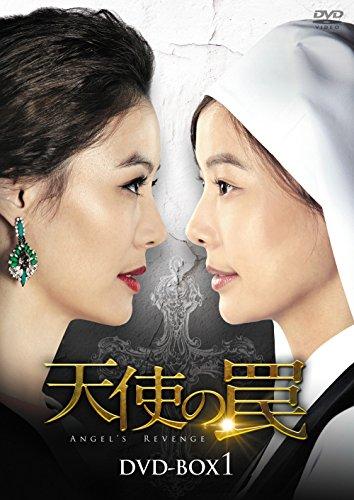 天使の罠 DVD-BOX1