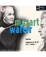 Mozart : Requiem, Symphonies 39 à 41