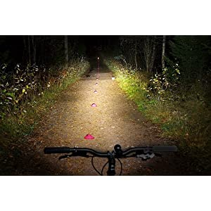 Atc New Waterproof Led Bike Bicycle Head Light / 1000 Lumen / 50000 Hours Life With 4 Light Level