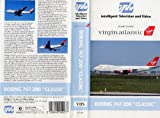 Virgin Atlantic presents Boeing 747-200