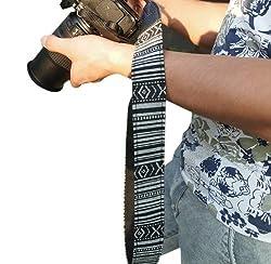 Goliton® Digital SLR Camera/Camcorder neck shoulder straps belt