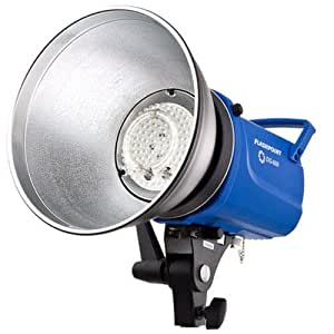 Flashpoint DG600 300 Watt Second AC/DC Monolight, Blue