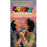 Crazy from the Heart [VHS] ~ Christine Lahti