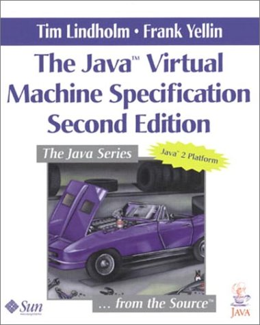 The Java Virtual Machine Specification, 2nd Edition