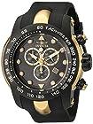 Invicta Men's 18029SYB Pro Diver Analog Display Swiss Quartz Black Watch