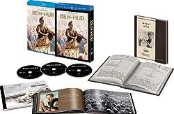 ベン・ハー 製作50周年記念 アルティメット・コレクターズ・エディション(3枚組)【初回限定生産】 [Blu-ray]