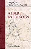 echange, troc Hippolyte Fierens-Gevaert - Albert Baertsoen