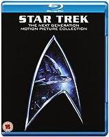 Star Trek - The Next Generation Movie Collection (Star Trek: Generations , Star Trek: First Contact , Star Trek: Insurrection , Star Trek: Nemesis ) [Blu-ray] [Import anglais]