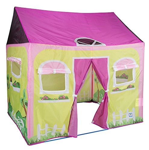 Pacific Play Tents Kids Cottage Play House Tent Playhouse for Indoor / Outdoor Fun - 58