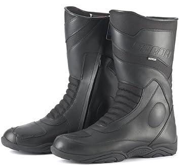 2015 nouvelle moto Spada Wave WP bottes noir
