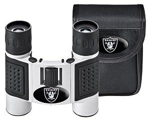 NFL Oakland Raiders High Powered Compact Binoculars