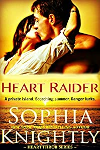 Heart Raider: Alpha Romance | Heartthrob Series Book 1 by Sophia Knightly ebook deal