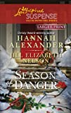 Season of Danger: Silent Night, Deadly NightMistletoe Mayhem (Love Inspired Suspense (Large Print))