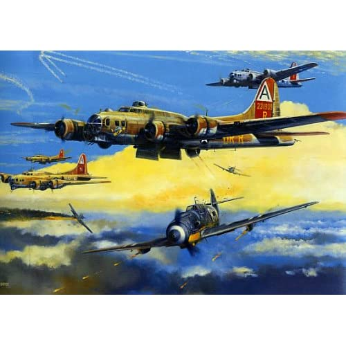 Ruhr valley raiders quot robert bailey b 17 flying fortress 91st bomb