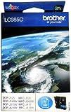 Brother LC-985C Cartouche pour Imprimante jet d'encre Cyan 260 pages...