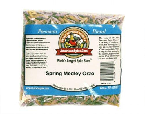 Spring Medley Orzo - Bulk, 6.4 oz