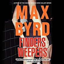 Finders Weepers (       UNABRIDGED) by Max Byrd Narrated by Stephen Bel Davies