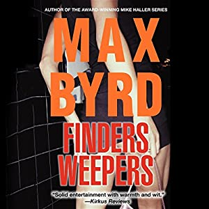 Finders Weepers Audiobook