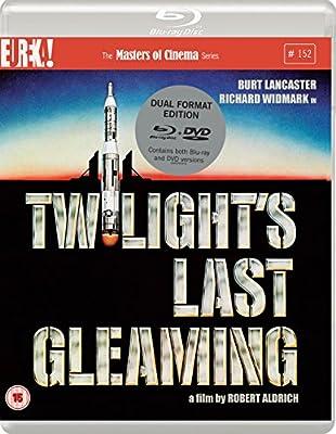 Twilight's Last Gleaming (1977) (Masters of Cinema) Dual Format (Blu-ray & DVD)