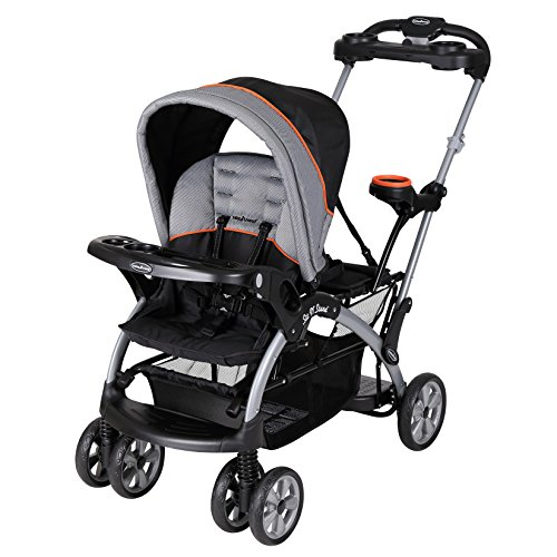 Baby Trend Sit N Stand Ultra Stroller, Millennium Orange (Stand And Ride Strollers compare prices)