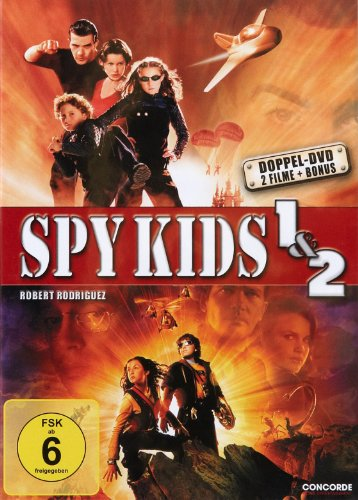 Spy Kids 1&2 [2 DVDs]