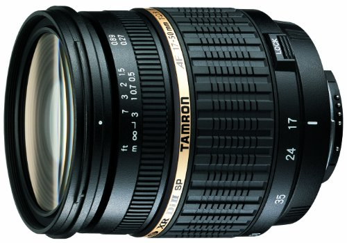 Tamron SP AF 17-50mm f/2.8 XR Di II LD SP Aspherical (IF) Zoom Lens (Nikon F Mount)