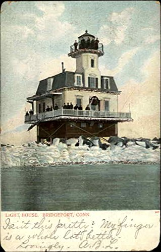 Light House in Bridgeport, Connecticut, 1906