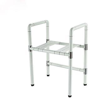 UZI-Doppio dell'acciaio inossidabile di barriere pitale disabilitato sgabello bagno