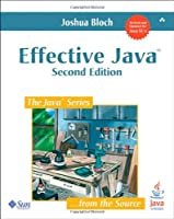 Effective Java, 2nd Edition Front Cover