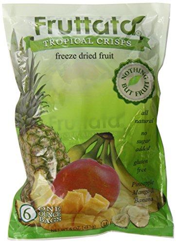 Crisps freeze dried fruit