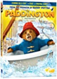 Paddington [Blu-ray + DVD + Digital Copy]