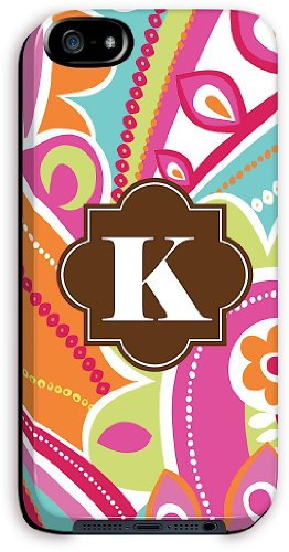 Special Sale CaseStreet Pucci iPhone 5 Case (Letter K)