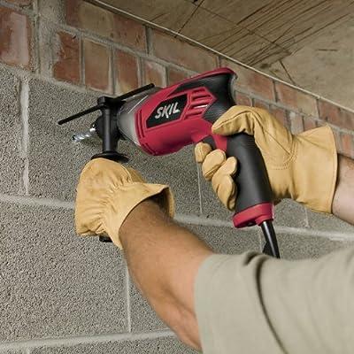 """SKIL 6445-04 7.0 Amp 120-Volt Hammer Drill, 1/2"""""""