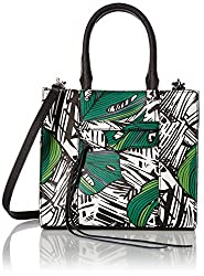 Rebecca Minkoff Mab Tote Mini Cross Body Bag, Jungle Print, One Size