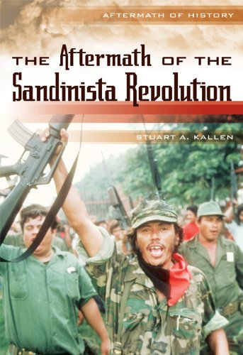 The Aftermath of the Sandinista Revolution (Aftermath of History) PDF