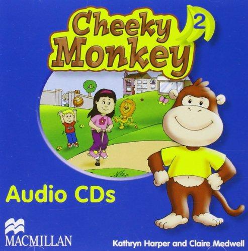 Cheeky Monkey 2
