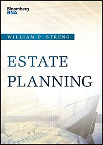 Estate Planning (Wiley Corporate F&A)