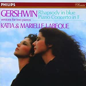 Labeque Sisters, Katia Labeque, Marielle Labeque George Gershwin