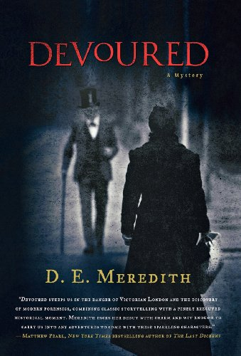 Image of Devoured (A Hatton and Roumande Mystery)