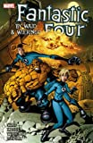 Fantastic Four by Waid & Wieringo Ultimate Collection Book 4