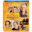 The Best Exotic Marigold Hotel [Blu-ray]