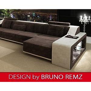 Rabatt Bruno Remz Flensburg Sm Design Sofa Couch Ecksofa Eckcouch Wohnlandschaft Stoffsofa