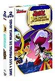 Jake Y Los Piratas - Volúmenes 5+6 (Jake vs. Garfio + Batalla Por El Libro) [DVD]