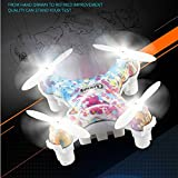 Mini-Pocket-Height-Hold-Beginner-Drone-SainSmart-Jr-24-GHz-RC-Nano-Quadcopter-With-Intelligent-Fixed-Altitude-3D-Flip-One-Key-Landing-and-Take-Off