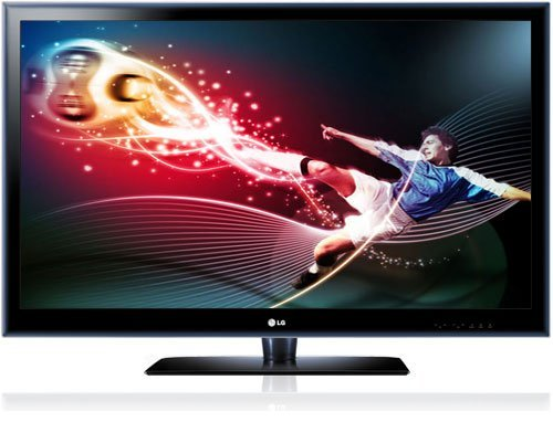 LG 47LX6900 47-inch Widescreen LED 3D Internet TV with Freeview HD