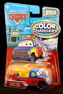 Disney / Pixar CARS Movie 155 Color Changers Race Tow Truck Tom [Toy]