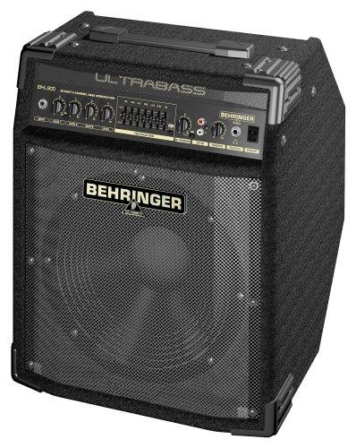 Behringer BXL900 90-Watt 2-Channel Bass Workstation