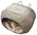 Katzenbett Heizung Radiator Sunrise Beige mit Kissen 45 cm breit Katze heizung Heizkörperliege heizungsliege
