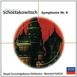 CHOSTAKOVITCH : Symphonie n° 8