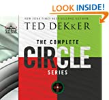 Complete Circle Series, The - Audiobook: Black/Red/White/Green